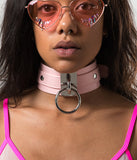 INTO THE UNKNOWN PINK CHOKER