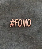 FOMO IRON ON PATCH