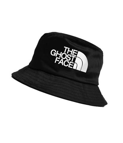 THE GHOSTFACE BUCKET HAT