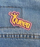 QUEEN B PATCH