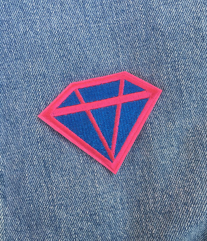 PINK DIAMOND PATCH