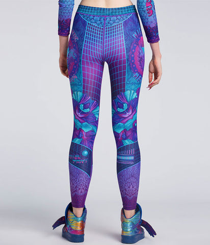 DIGITAL DRIFT UNISEX TIGHTS