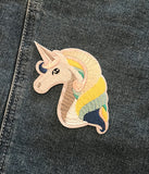 MAGESTIC UNICORN IRON ON PATCH