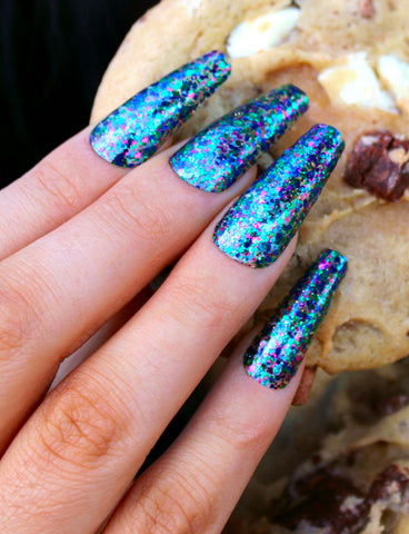 MIDNIGHT SNACK NAIL POLISH