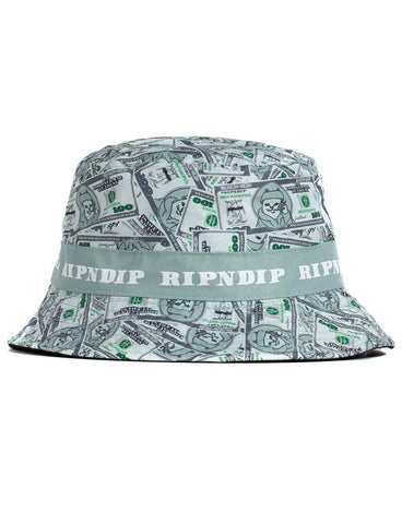 MONEY BAG BUCKET HAT