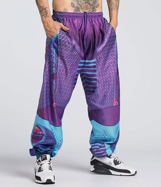 DIGITAL DRIFT PANTS