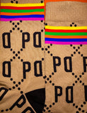 RAINBOW PRIDE SOCKS