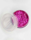 MAGENTA BIODEGRADABLE GLITTER GLUE