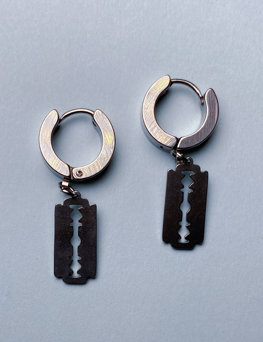 RAZOR EARRINGS