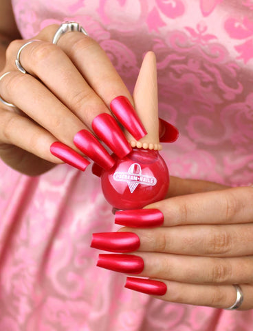 SMOOCHY NAIL POLISH