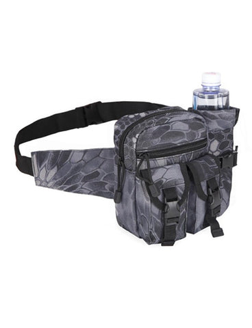 ULTIMATE DOOFER UTILITY BUMBAG - GREY CAMO