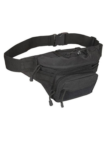 DESERT NIGHT BUMBAG - BLACK