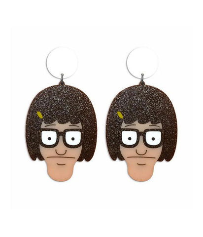 TINA BELCHER EARRINGS