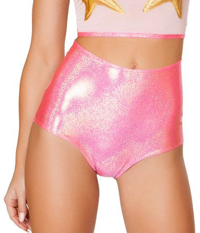 PINK TWINKLE SHORTS
