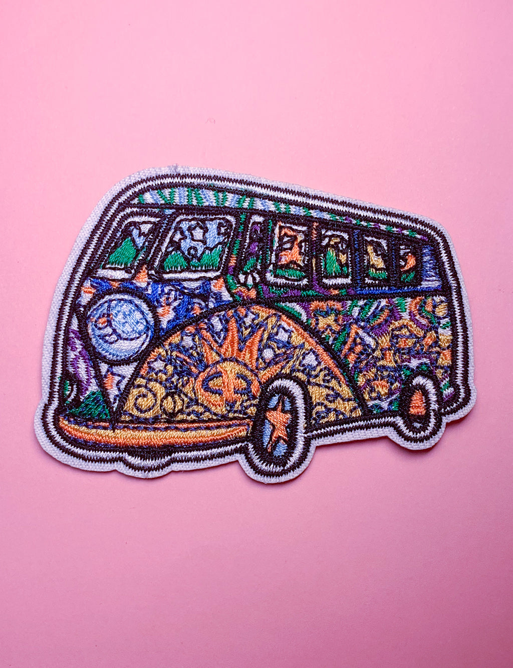 COMBI VAN PATCH