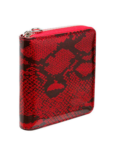 THE VIPER WALLET - RED