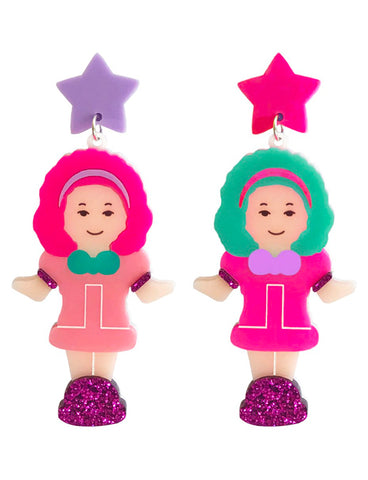 POLLY POCKET NOSTALGIA EARRINGS