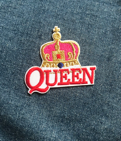 CROWNED QUEEN PATCH
