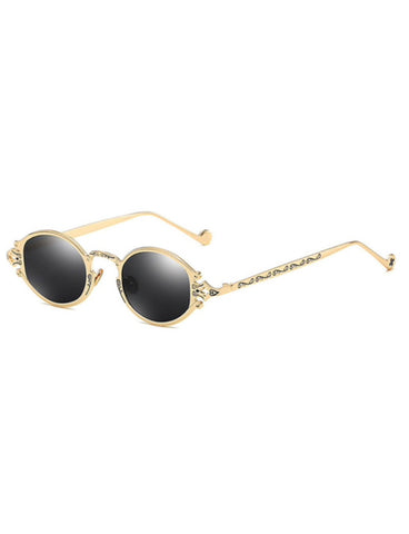 PRETTY PIMPIN SHADES - GOLD