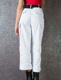 ACE DENIM PANT - WHITE