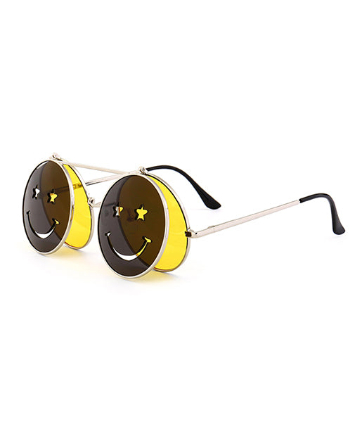 ACID HOUSE FLIP SHADES - YELLOW