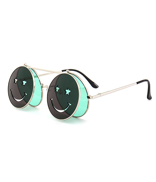 ACID HOUSE FLIP SHADES - GREEN *PRE ORDER*