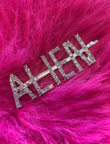 ALIEN DIAMONTE HAIR CLIP