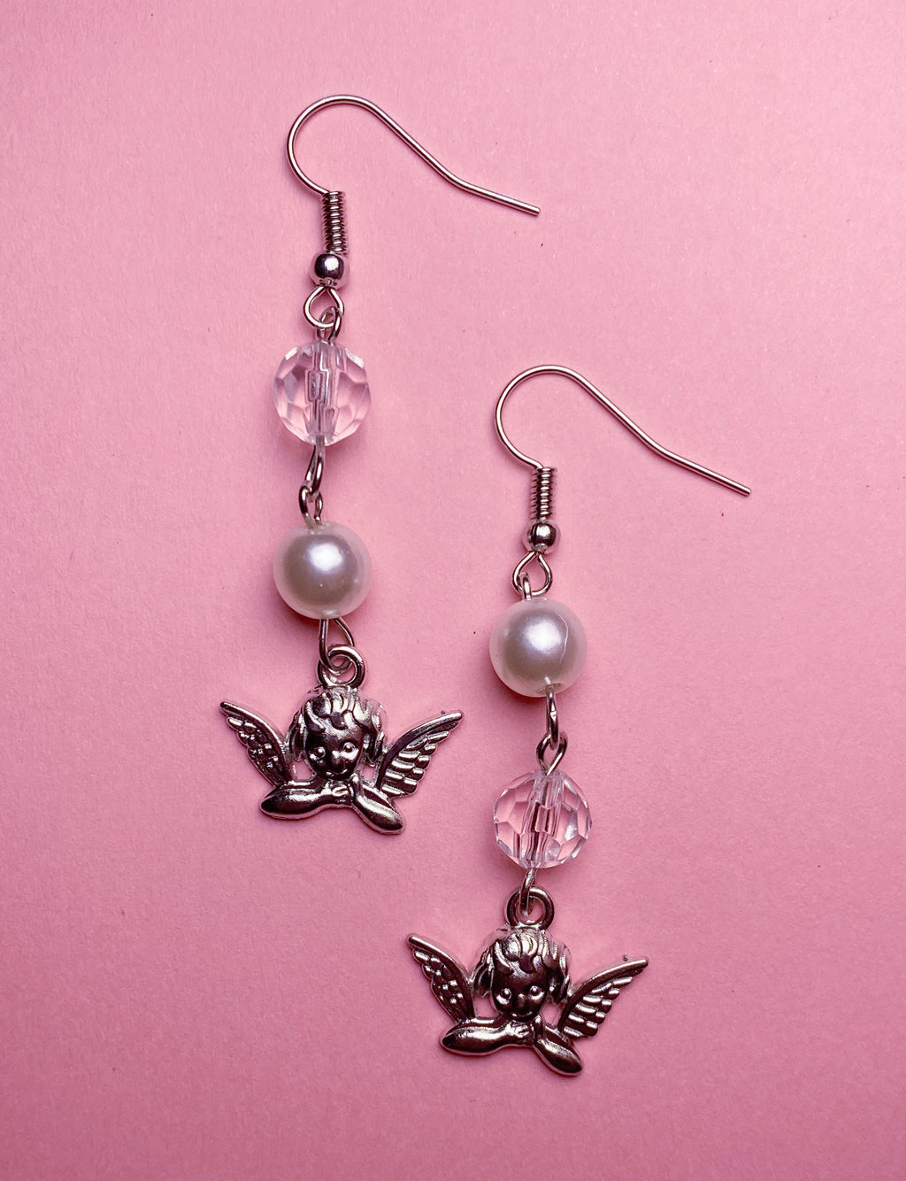 PEACEFUL ANGEL EARRINGS