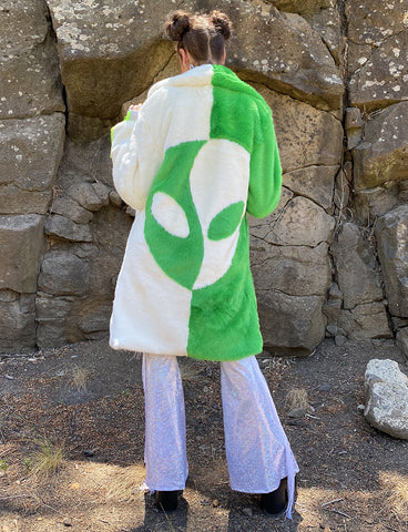 *EXCLUSIVE* AREA 51 ALIEN DOOF JACKET