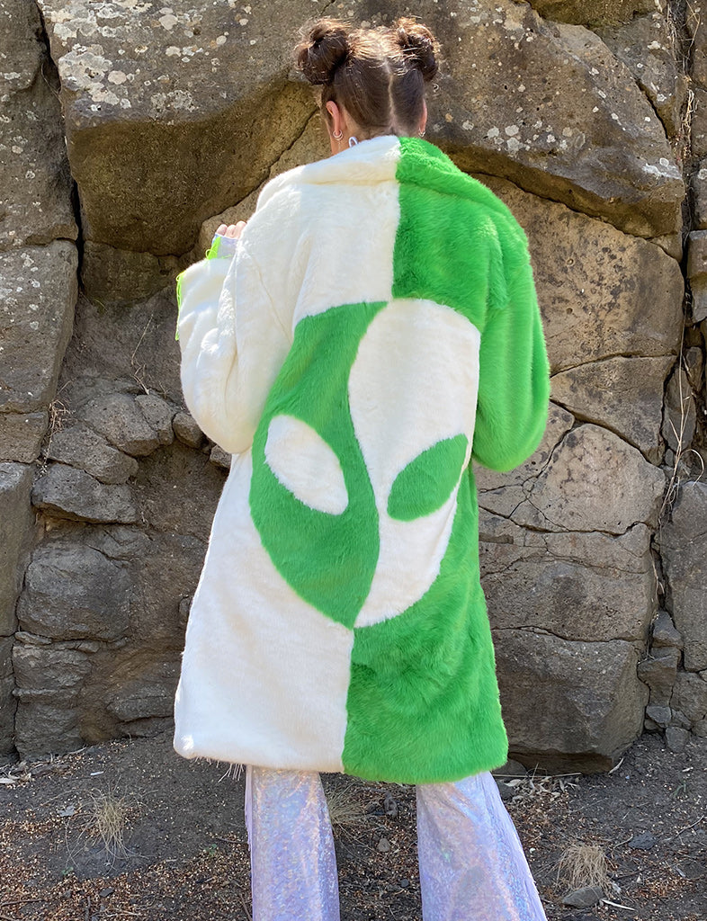 *EXCLUSIVE COLLAB* AREA 51 ALIEN DOOF JACKET *MADE TO ORDER*