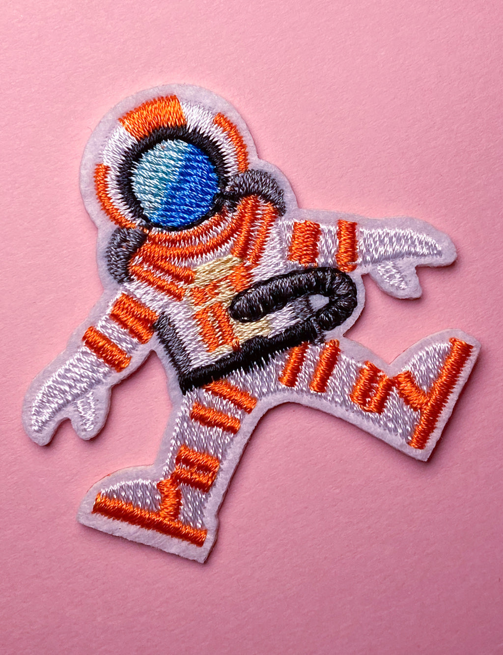 MINI SPACE MAN PATCH