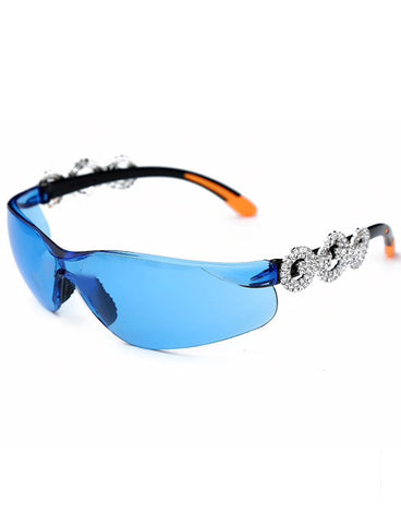 BOOTMEN SHADES - BLUE