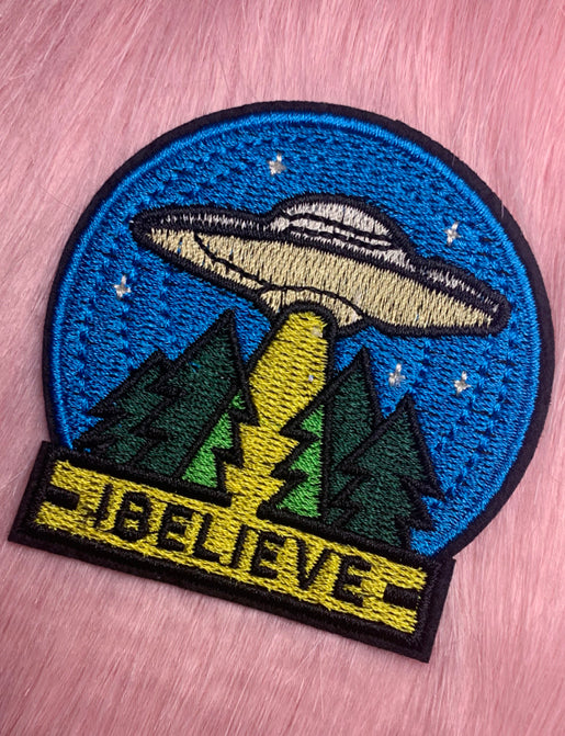 I BELIEVE PATCH