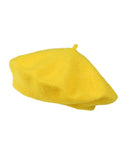 CHICK HABIT BERET - YELLOW
