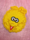 BIG BIRD PATCH