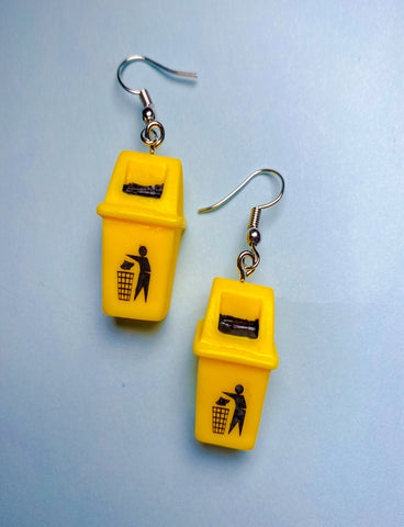 RECYCLE EARRINGS