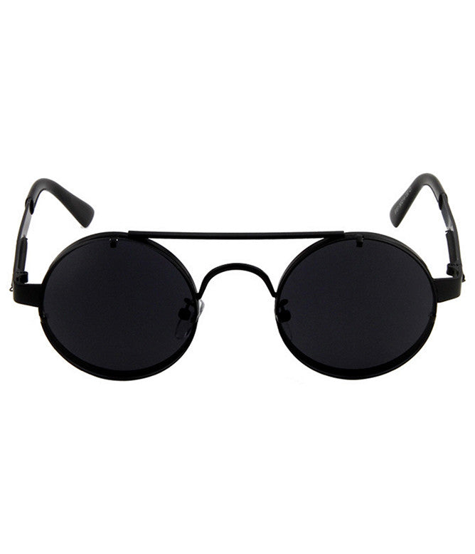 HIDDEN EYES SHADES - BLACK