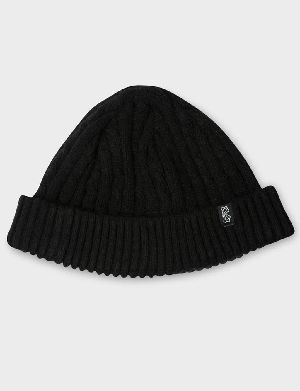 Fisherman Knit Beanie - Blackfish