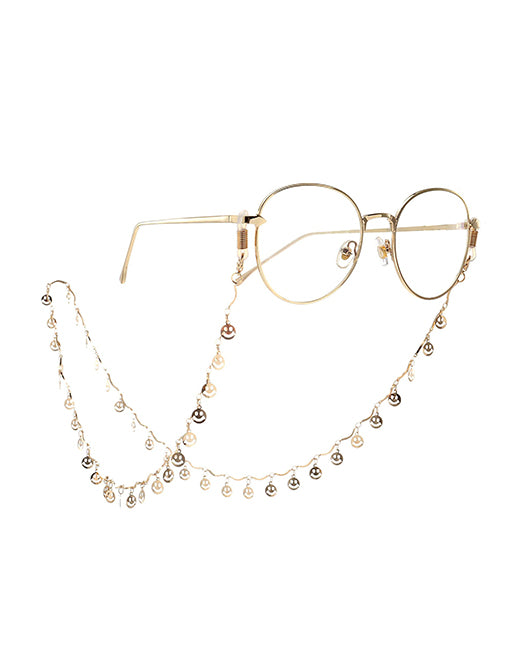 BLISSED OUT SUNGLASS CHAIN