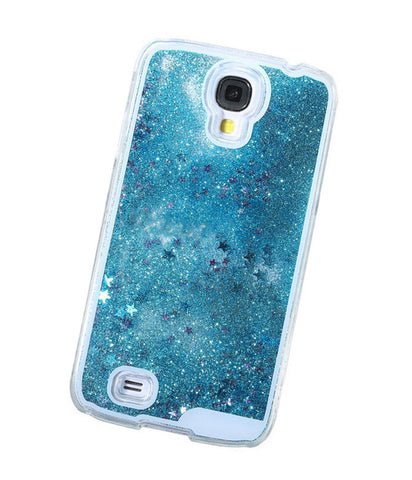 GLITTER RAIN SAMSUNG S4 PHONE CASES