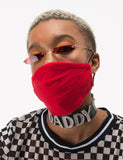 BOOTLEG RASCLE DUST MASK - RED