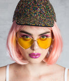 LOVE BUG SHADES - YELLOW