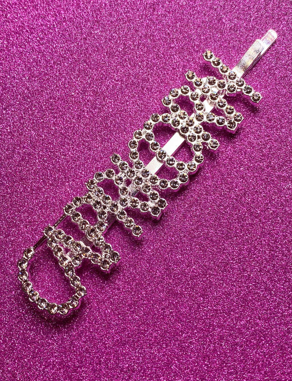 CAPRICORN DIAMONTE HAIR CLIP