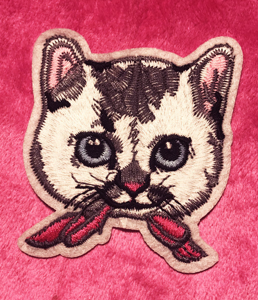 KITTYHEAD PATCH