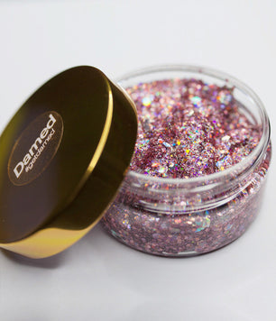 GLITTER ROOTS CHAMPAGNE HAIR GEL (TRAVEL SIZE)