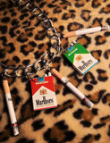 GET SMOKED CIGGIE BOX NECKLACE