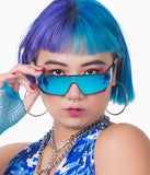 COOL RIDER SHADES - BLUE