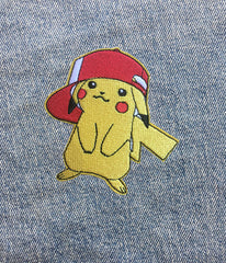 ULTIMATE COOL PIKACHU PATCH