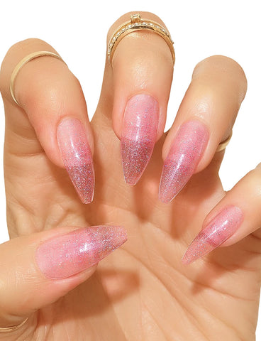 TRE SHE FALSE NAIL SET - CREAMY SODA