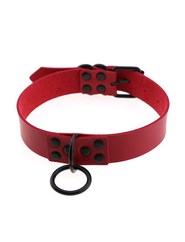 MISTAKE CHOKER - RED